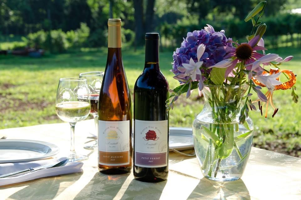 Wisdom Oak Wine